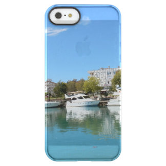 Jachten in Turkije Permafrost iPhone SE/5/5s Hoesje