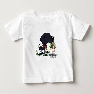 Jachthond - de Zwarte T-shirt van de Labrador