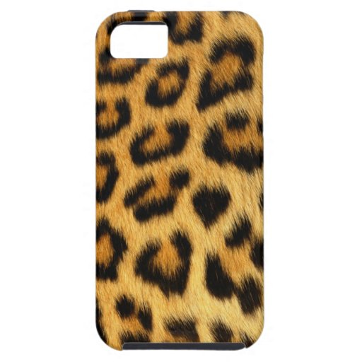 Jachtluipaard iPhone 5 Hoesjes