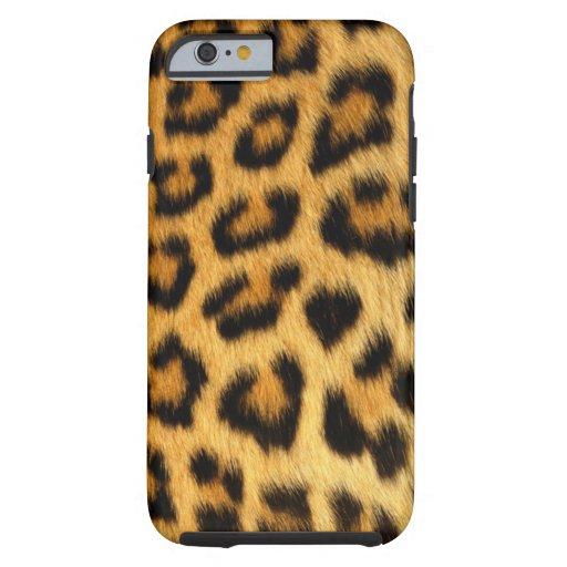 Jachtluipaard Tough iPhone 6 Case
