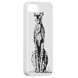 Jachtluipaard I telefoonhoesje Barely There iPhone 5 Hoesje