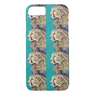Jachtluipaard iPhone 8/7 Hoesje