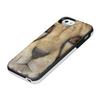 Jachtluipaard iPhone SE/5/5s Batterij Hoesje