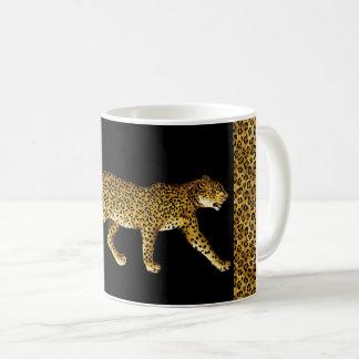 Jachtluipaard op de Jacht Koffiemok