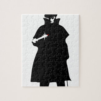 Jack the Ripper Puzzel