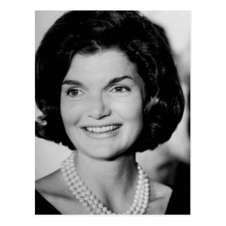 Jackie Kennedy Briefkaart