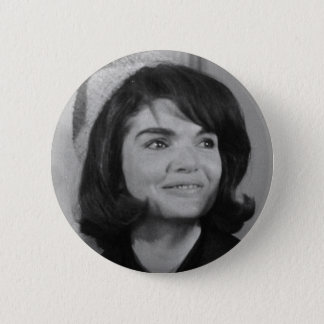 Jackie Kennedy Ronde Button 5,7 Cm
