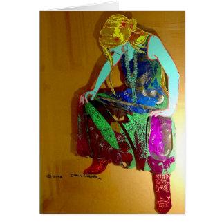 """""""Jacla"""" door Dawn Cramer Briefkaarten 0"""