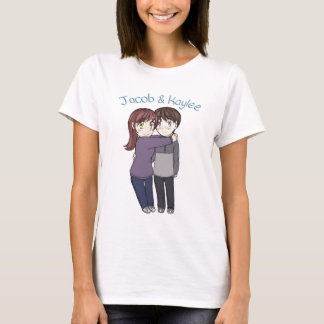 Jacob & T-shirt Kaylee