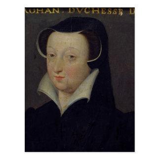 Jacqueline de Rohan, Duchesse DE Longueville Briefkaart