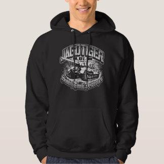 JAGDTIGER T-shirt Met een kap van het Sweatshirt