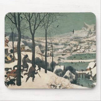 Jagers in de Sneeuw - 1565 januari, Muismat
