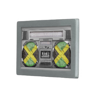 Jamaïca boombox gespen