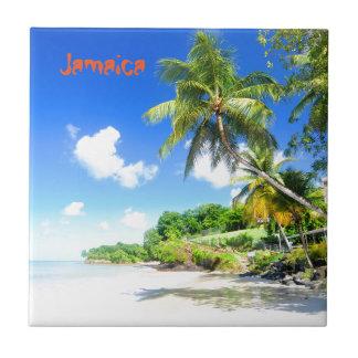 Jamaïca Tegeltje Vierkant Small