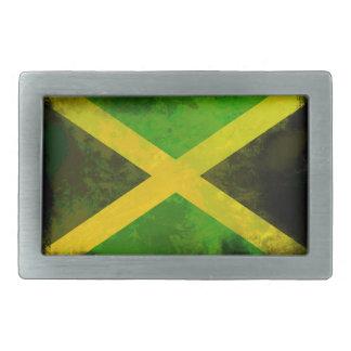 Jamaïca vlag - reggaewortels gespen