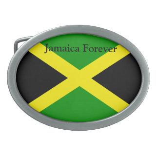 Jamaïca voor altijd gespen