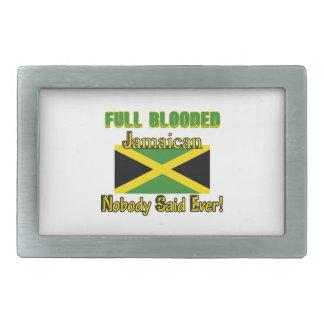 Jamaicaans burgerontwerp gespen