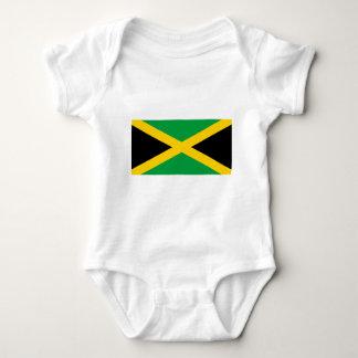 Jamaicaanse Vlag Romper