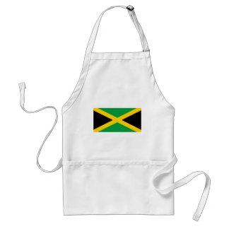Jamaicaanse Vlag Standaard Schort