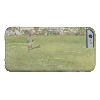 James Abbott McNeill Groen en Zilveren Whistler - Barely There iPhone 6 Hoesje