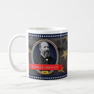 James Garfield Historical Mug Koffiemok