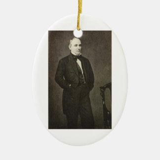 James Henry Hammond Keramisch Ovaal Ornament
