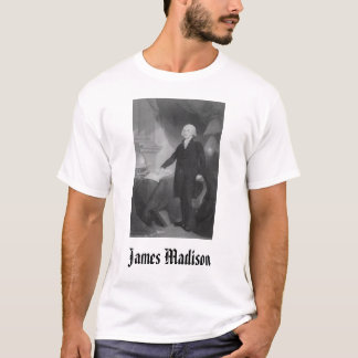 James Madison, James Madison T Shirt