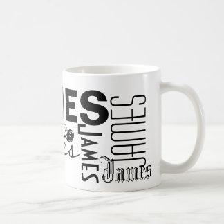 JAMES - personaliseer de Mok
