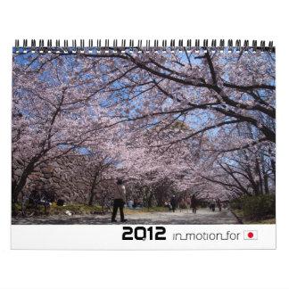 Japan in afbeeldingen 2012 kalender