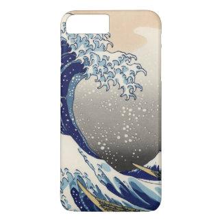 JAPANS ART. OCEAAN GOLVEN. HET VINTAGE SCHILDEREN iPhone 8/7 PLUS HOESJE