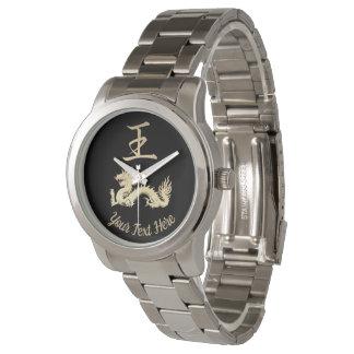 Japans Symbool: Gepersonaliseerde koning Horloge