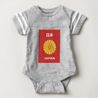Japanse - 日本 - 日本人 paspoorthouder Japans Japan, Baby Bodysuit