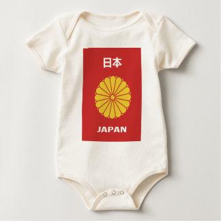 Japanse - 日本 - 日本人 paspoorthouder Japans Japan, Baby Shirt