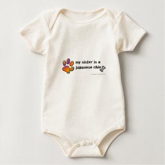Japanse kin baby shirt