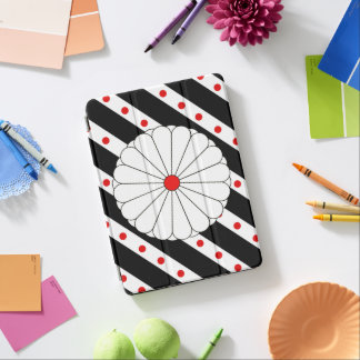 Japanse strepenvlag iPad air cover