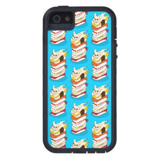 Japanse sushinacht voor de leuke Franse Buldog Tough Xtreme iPhone 5 Hoesje