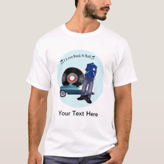 jaren '50 I de T-shirt van het Broodje van de Rots