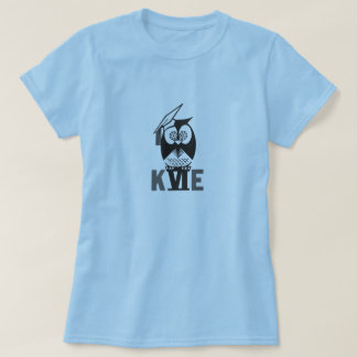 Jaren '50 KVIE/jaren '60 Retro T-shirt van het