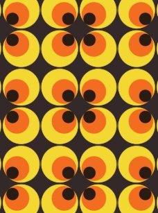 Uitgelezene Jaren 70 Behang MM-97