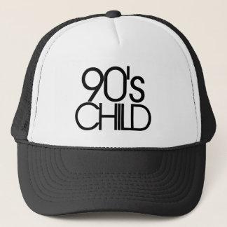 jaren '90 kind trucker pet
