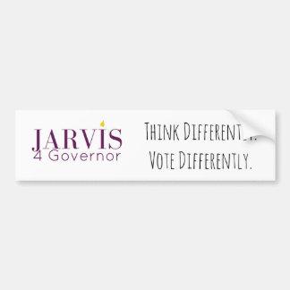 Jarvis 4 de Sticker van de Bumper van de