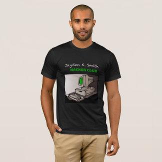 Jayden K. Smith Hacker Club T Shirt