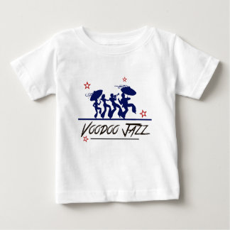 Jazz band new Orleans Baby T Shirts
