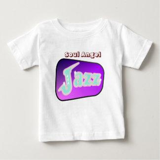 Jazz met Saxofoon Baby T Shirts