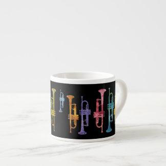 Jazzy Trompetten Espresso Kop