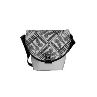 Jazzy Zak Courier Bags