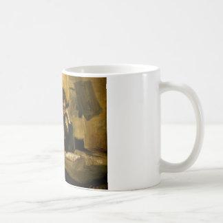 Jean-Baptiste-Camille Corot - de Jonge Lezing van Koffiemok