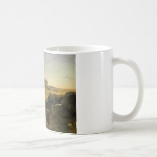 Jean-Baptiste-Camille Corot - Hagar Koffiemok