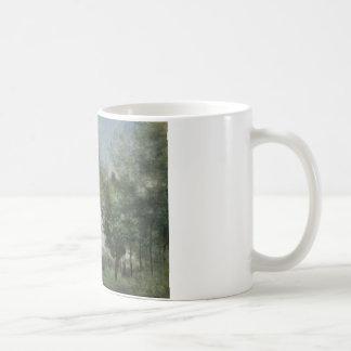 Jean-Baptiste-Camille Corot - Herinnering van Koffiemok