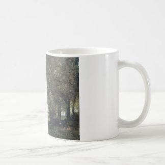 Jean-Baptiste-Camille Corot - het Uitzicht van de Koffiemok